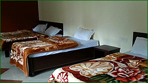 Three Bedded Room Kodaikanal