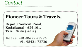 tour operators in kodaikanal