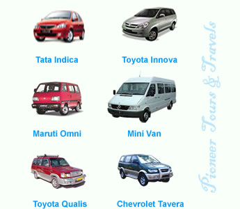 kodaikanal rental cars